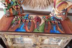 south-africa-fabric-painting